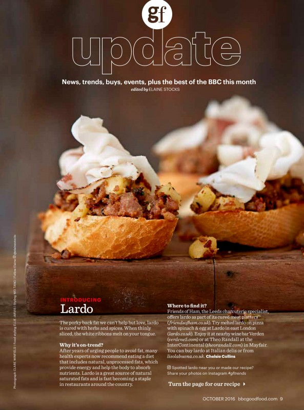 BBC Goodfood - Click here to view this news entry