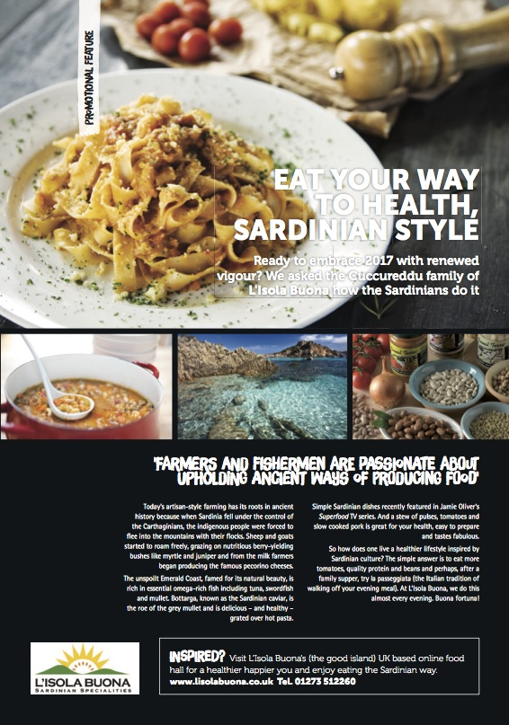 Food Magazine - Click here to view this news entry