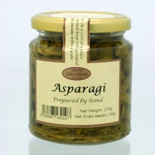Asparagus in oil - Asparagi