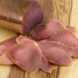 Smoked Tuna Fish